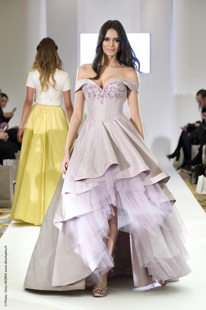 Oriental Fashion Show Saher Dia